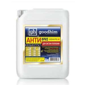 Аантифриз для систем отопления GOODHIM FRIZ -65