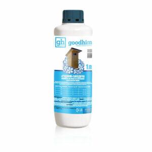 Жидкость для ухода за септиками и выгребными ямами GOODHIM БиоДача (концентрат)