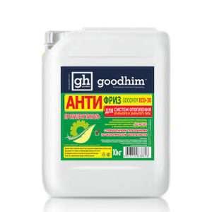 Антифириз для систем отопления GOODHIM EСО -30 (зеленый)