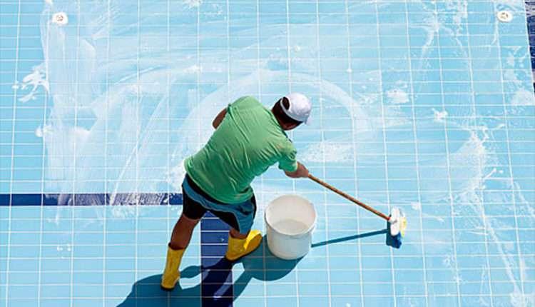 Средства для чистки бассейнов
