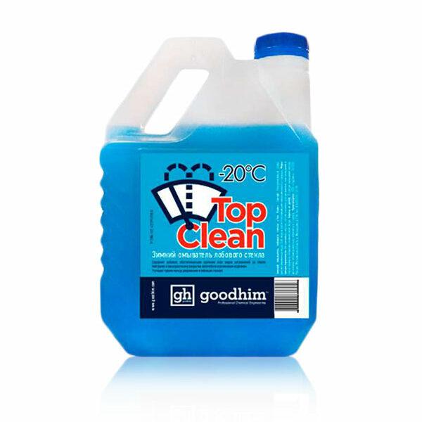 Стеклоомывающая жидкость GOODHIM TOP CLEAN — 20°С