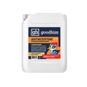 Антисептик для древесины Goodhim N320