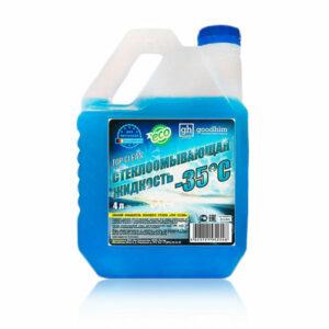 Стеклоомывающая жидкость GOODHIM TOP CLEAN – 35°С
