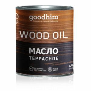 Террасное масло GOODHIM