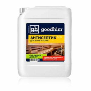 Антисептик для бань и саун GOODHIM S200 (готовый раствор)