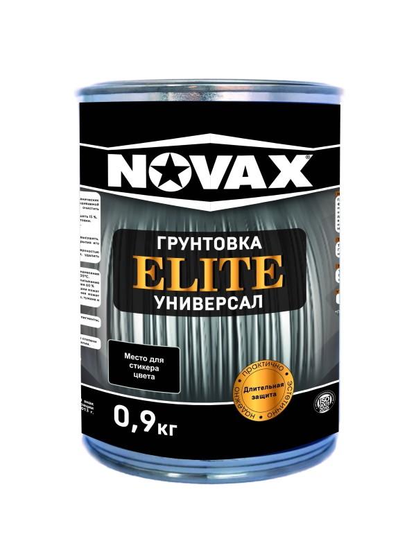 Грунтовка по металлу NOVAX ELITE универсал